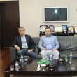 ECR Fuarcılık'tan KMTSO Başkanı Zabun'a Tebrik Ziyareti